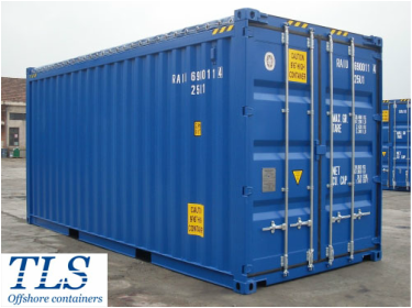 Offshore open top container