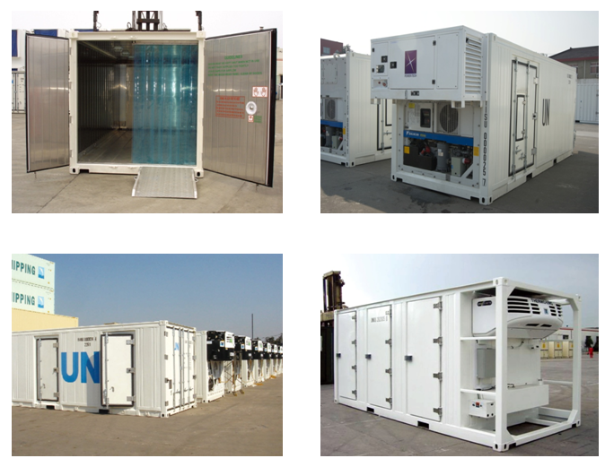offshore reefer container, offshore refrigerator container