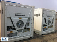TLS Offshore Containers, reefer container