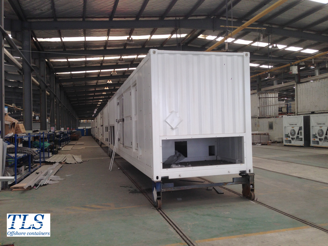 Offshore Accommodation Container Workshop Container